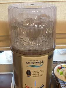 島根 宝の天然水(島根のおいしい天然水)ウォータサーバー
